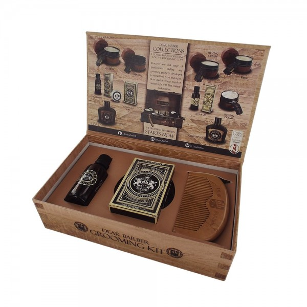 .Dear Barber Grooming set