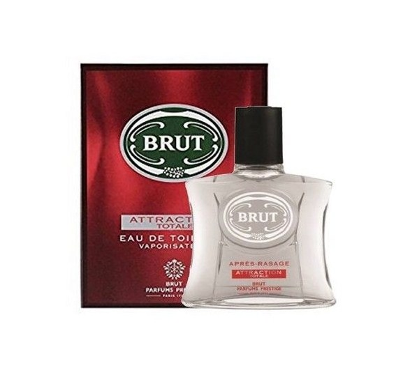 Brut Attraction Totale toaletná voda 100ml