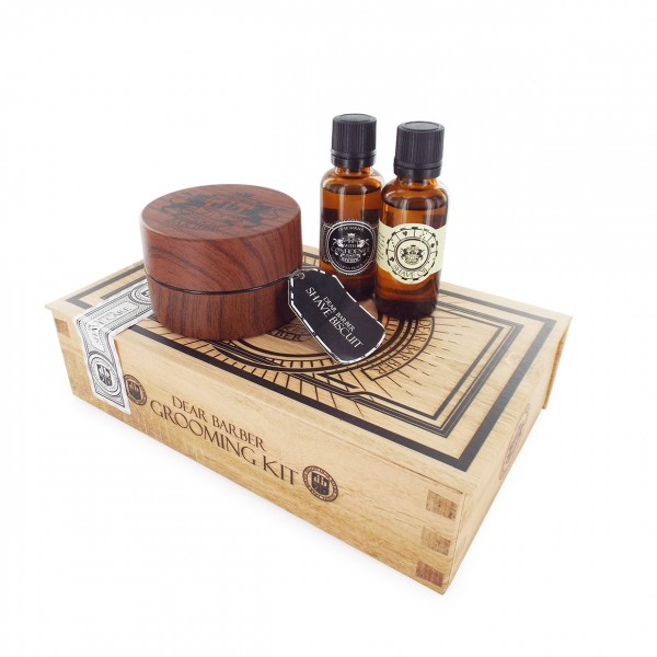 Dear Barber Shave Care set