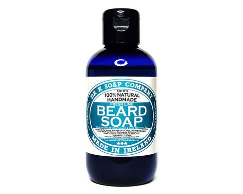 Dr K Soap šampón na bradu 100 ml Lime
