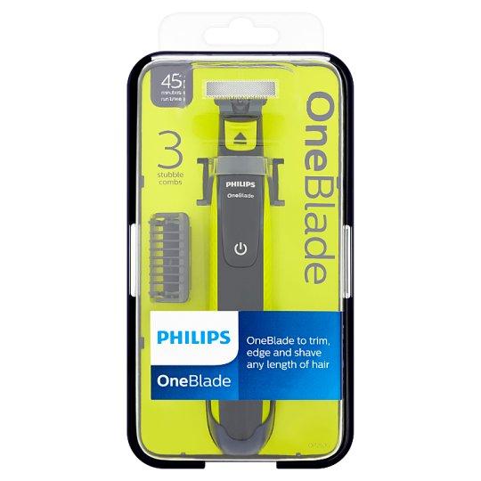 Philips OneBlade elektrický zastrihávač na fúzy a bradu 7d4eadb4458