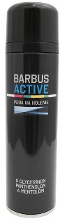 Barbus Active pena na holenie 200ml