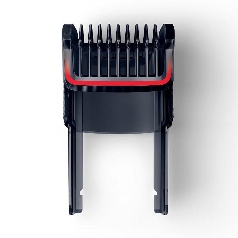 Skroťte svoj tvárový porast s profesionálnym zastrihávačom fúzov Philips BT  5200 15 Beardtrimmer! Tento elegantný čierny zastrihávač s celokovovými ... 17e5f12b7d6