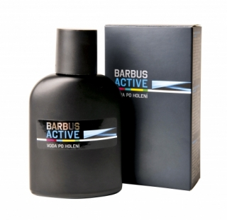 Barbus Active Man voda po holení 100ml