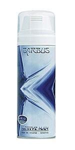 Barbus Active Man pena na holenie 200ml