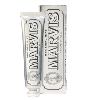 .Marvis zubná pasta Whitening Mint 85ml